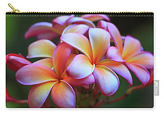 Koko Crater Plumerias Carry-all Pouch