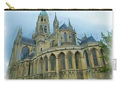 La Cathedrale De Bayeux Carry-all Pouch