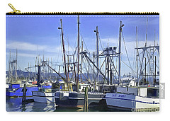 Port Of Ilwaco Carry-all Pouch