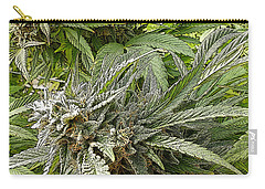Carry-all Pouch featuring the photograph Larry Og #2 by Ahma's Garden