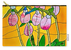 Ladyslippers  Carry-all Pouch