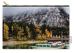 Lake Minnewanka, Banff National Park, Alberta, Canada Carry-all Pouch