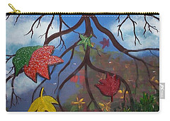 Lake Reflections - Autumn Carry-all Pouch