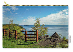 Lake Superior Overlook Carry-all Pouch