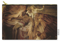 Lament Of Icarus Carry-all Pouch