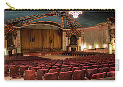 Carry-all Pouch featuring the photograph Lansdowne Theater by Kristia Adams