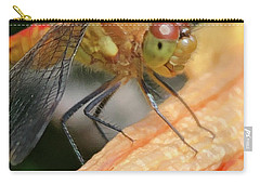 Larry The Dragonfly Carry-all Pouch