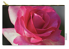 Late October Rose Carry-all Pouch