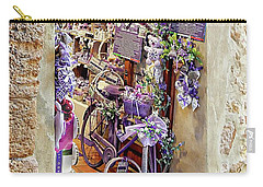 Lavender Shop Pienza Carry-all Pouch
