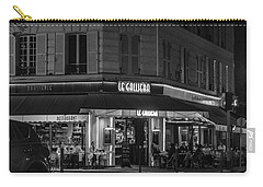 Carry-all Pouch featuring the photograph Le Galliera by Randy Scherkenbach