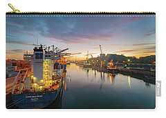 Leixoes Harbour Carry-all Pouch