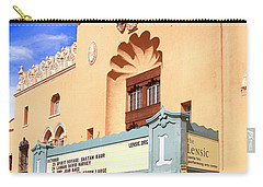 Lensic Performing Arts Center Carry-all Pouch