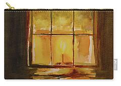 Light Through A Window Carry-all Pouch