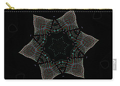Lights Within A Star Carry-all Pouch