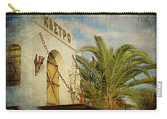 Carry-all Pouch featuring the photograph Like In Medieval Times by Milena Ilieva