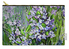 Lilac Dream Carry-all Pouch