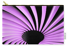 Lilac Fan Ceiling Carry-all Pouch