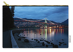 Lions Gate Golden Hour Carry-all Pouch