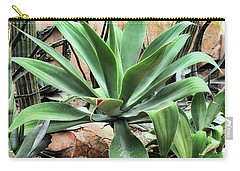Lion's Tail Agave Carry-all Pouch