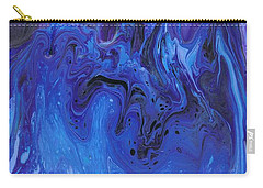 Living Water Abstract Carry-all Pouch