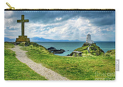 Llanddwyn Island Carry-all Pouch