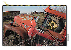 Carry-all Pouch featuring the photograph Loadstar No More by PJ Boylan
