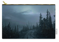 Lonely Trails Carry-all Pouch
