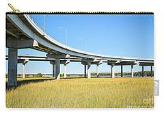 Long Concrete Bridge  Carry-all Pouch