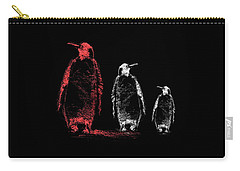 Look And Listen Carry-all Pouch