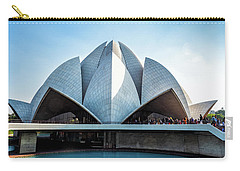 Lotus Temple Carry-all Pouch