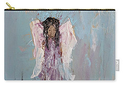 Lovely Angel  Carry-all Pouch