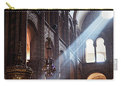 Carry-all Pouch featuring the photograph Lux by Alex Lapidus