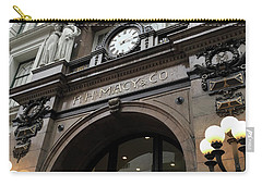 Macys Herald Square Nyc Carry-all Pouch
