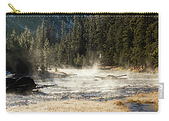 Madison River Morning Carry-all Pouch