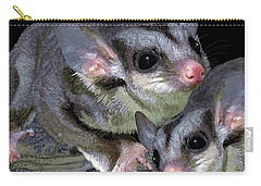 Mahogany Glider 1 Carry-all Pouch