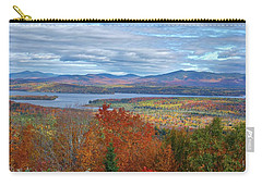Maine Fall Colors Carry-all Pouch