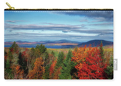 Maine Fall Foliage Carry-all Pouch