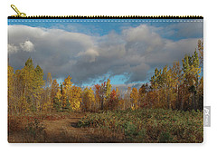 Maine Wilderness Color 2 Carry-all Pouch