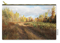 Maine Wilderness Color Carry-all Pouch