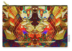 Mamma Bears Pinball Carry-all Pouch