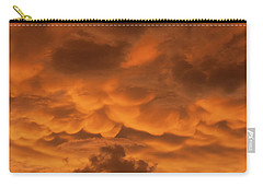 Mammatus Clouds Carry-all Pouch