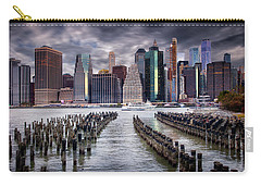 Manhattan Skyline Carry-all Pouch