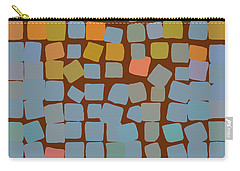 Carry-all Pouch featuring the digital art Maple by Attila Meszlenyi