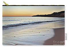 Maria Luisa Beach In Albufeira Carry-all Pouch