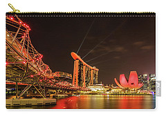 Marina Bay Sands Carry-all Pouch