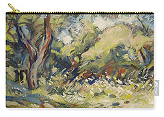 Marmari Olive Orchard Paxos Carry-all Pouch