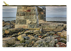 Marshall Point Light From The Rocks Carry-all Pouch