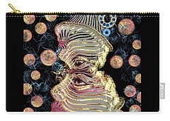 Mask My Minds Eye Carry-all Pouch