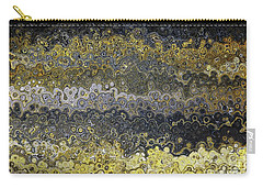 Carry-all Pouch featuring the painting Matthew 4 16. Light Has Dawned by Mark Lawrence