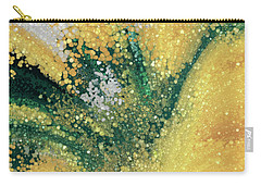 Carry-all Pouch featuring the painting Matthew 5 16. Let Your Light Shine by Mark Lawrence